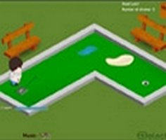 Golfcu Çocuk